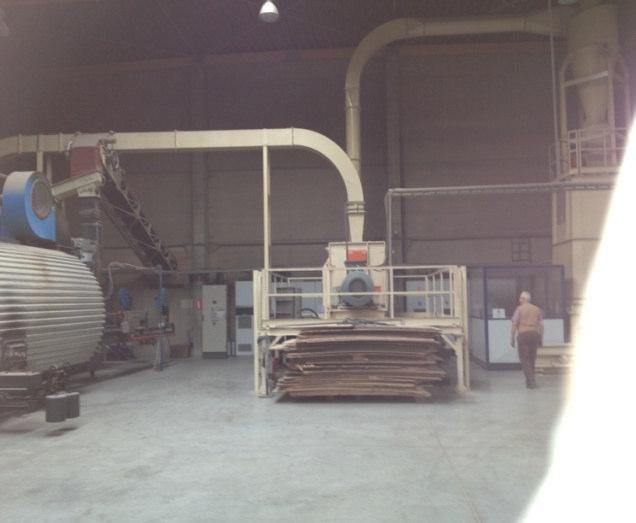 Usine de Granules de bois  6 Tonneshre ~ Granule De Bois A Vendre